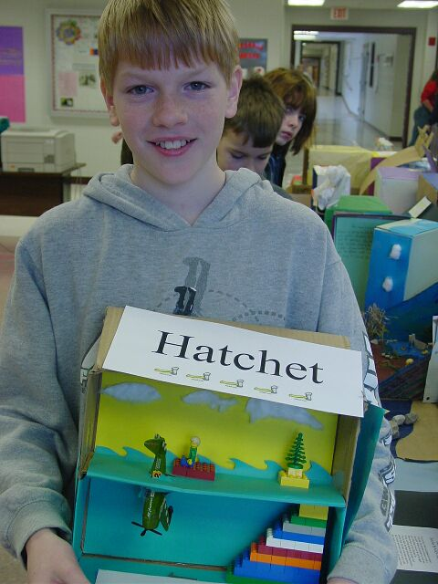 6th grade projects