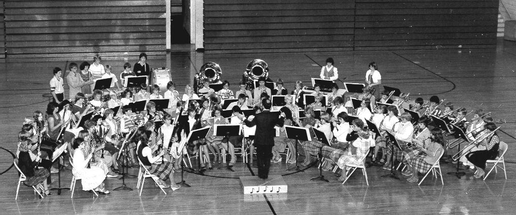 1981-1982 Symphonic Ba...